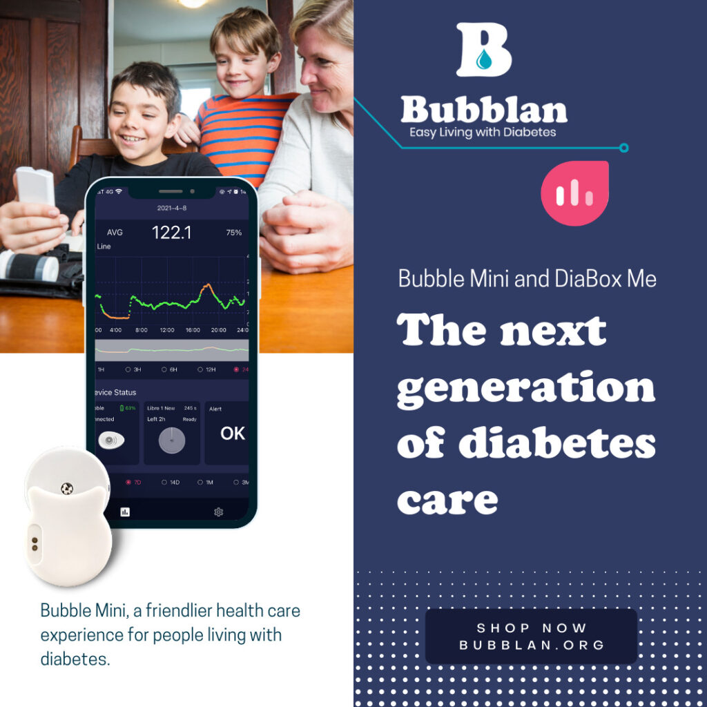 monitor sugar levels every 5 minutes for patients living with diabetes